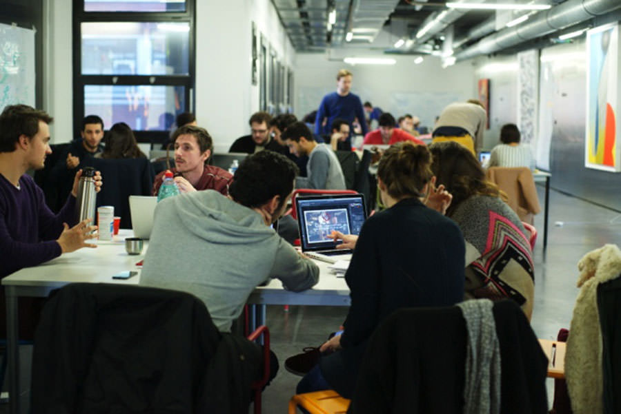 ambiance academie design thinking