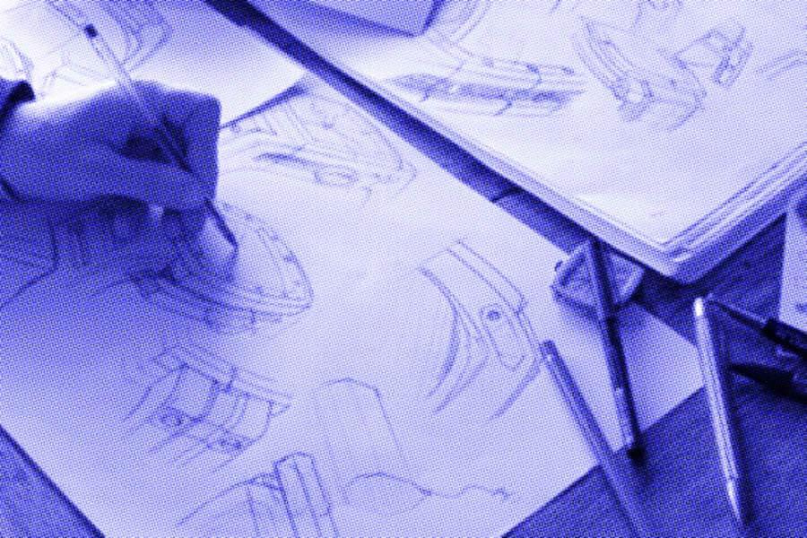 école de design ; concours d'entrée