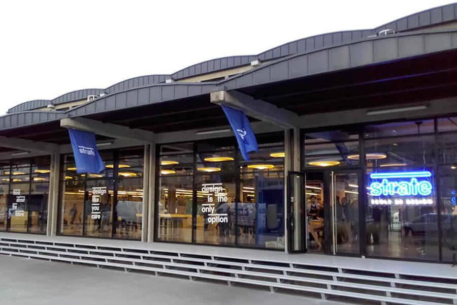 école de design ; Lyon ; La Confluence ; Journée Européenne du Patrimoine ; JEP