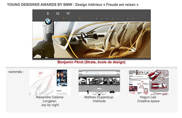 Festival auto prix design award