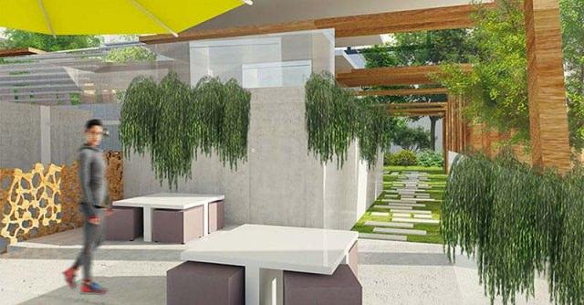 architecture d'interieur, retail, design espace