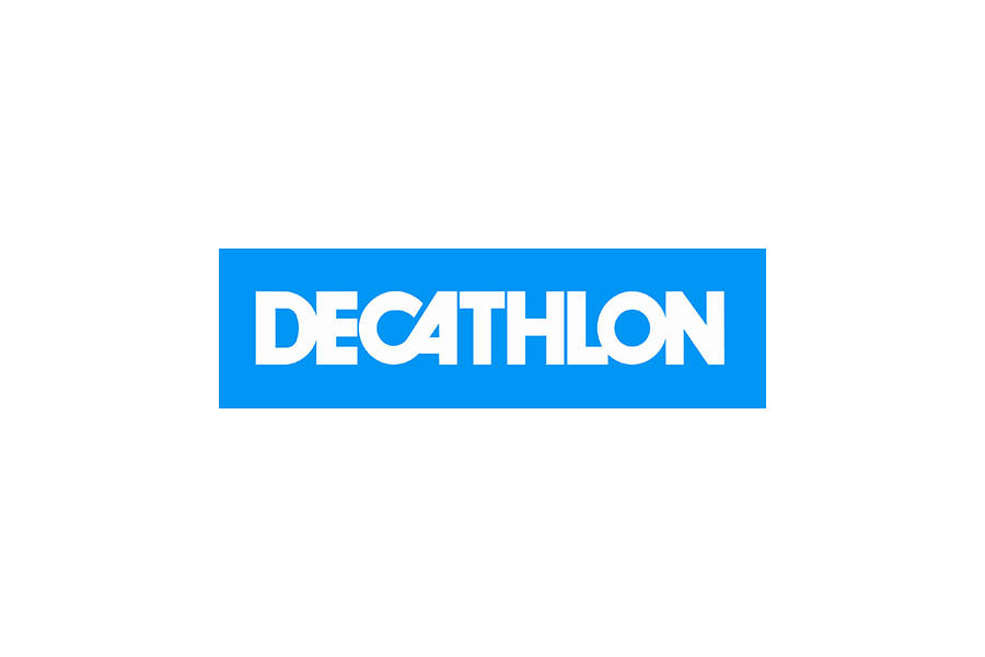 logo decathlon ecole design