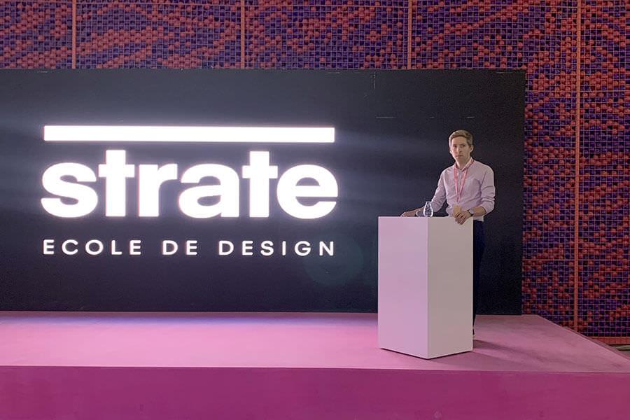 Strate Ecole de design Saudi Design Week
