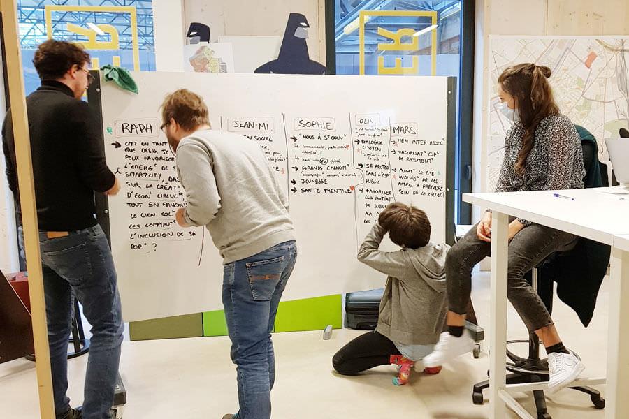école de design ; Design Act!