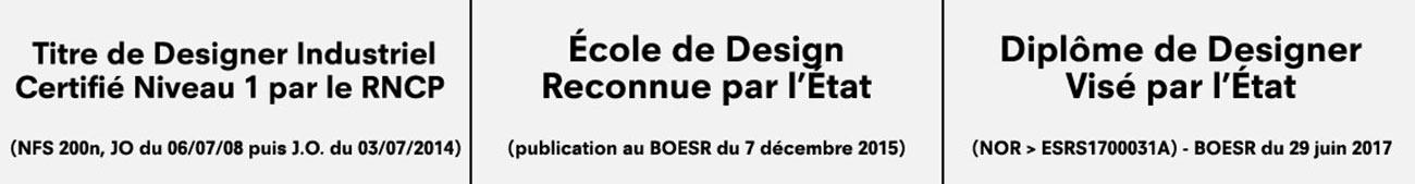 Strate école de design paris