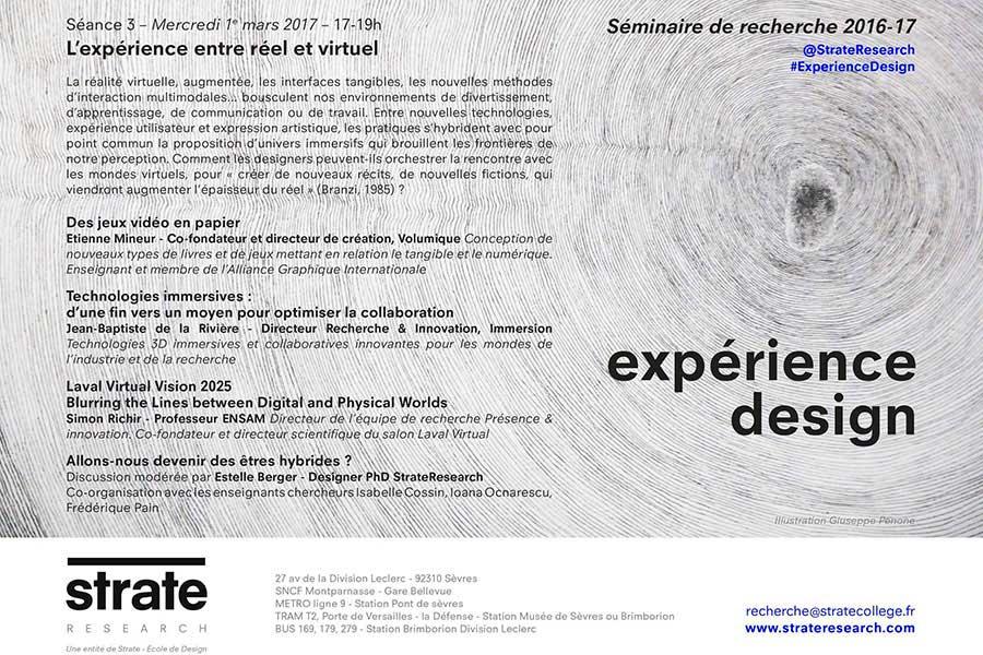 école de design, formation réalité virtuelle