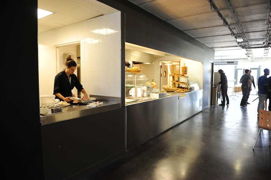 Cafeteria Strate ecole de design