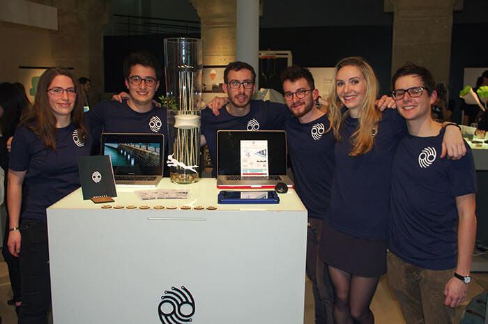 Prix artscience groupe anemone