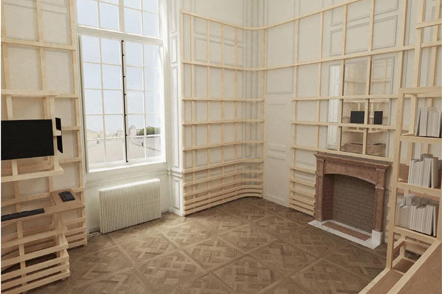 école de design ; Versailles ; projet Expo&Prestige