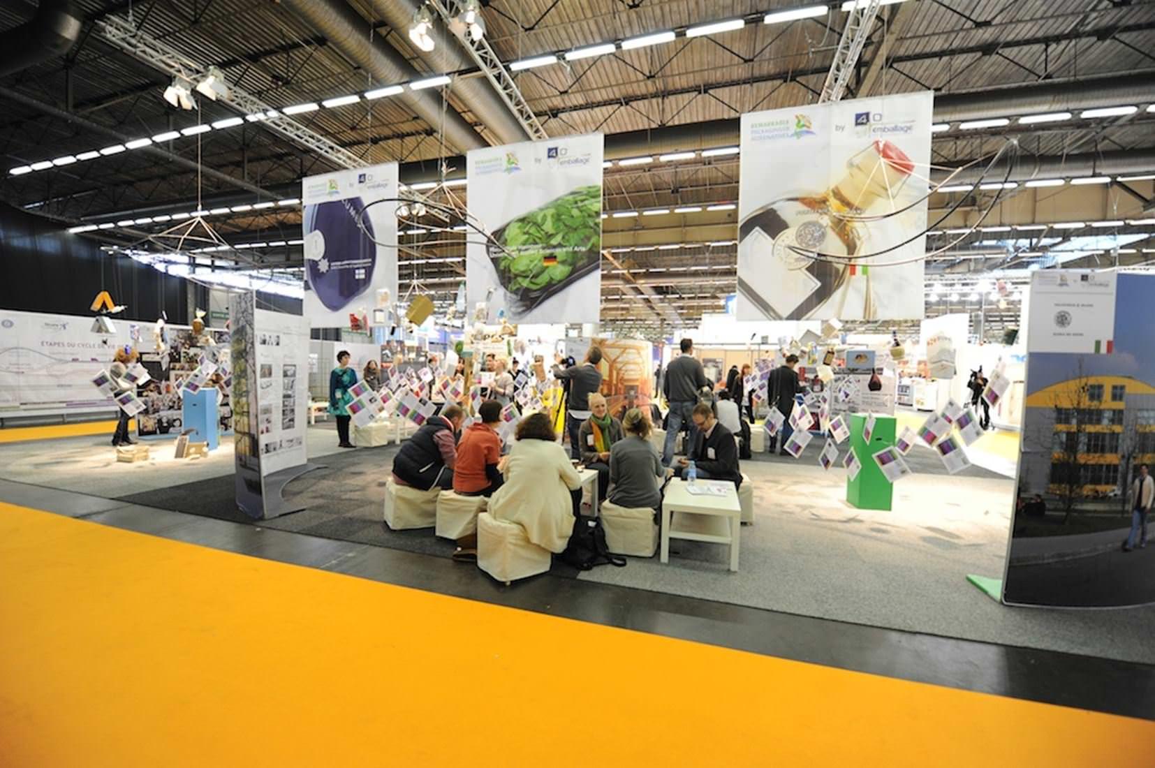 Strate salon de l 39 emballage strate cole de design for Salon de l emballage lyon