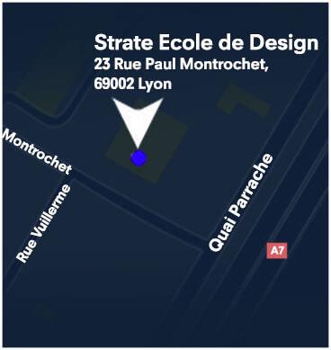 ecole de design Lyon
