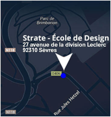 ecole de design paris