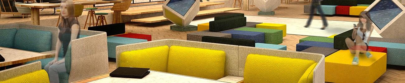 Formation designer d'espaces, architecture intérieur