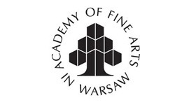 Varsovie: Academy of Fine Arts in Warsaw