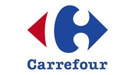 logo Carrefour, partenariat école de design