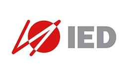 Logo IED ecole design