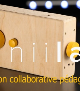 """""""LuniiLab"""" Projet scolaire 2013-2014"""