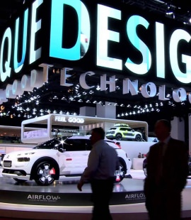 Strate - Mondial de l'Automobile 2014
