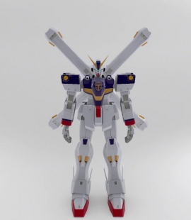 Formation 3d - Strate - 2018 - XM1 Crossbone Gundam - Quentin Mallet