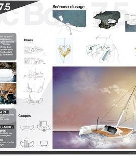 mobilit s projets nautisme strate cole de design. Black Bedroom Furniture Sets. Home Design Ideas
