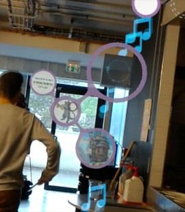 Immersive design réalité augmentée