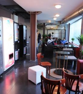 Cafét' Strate, école de design