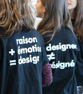 école de design, journées portes ouvertes 2012