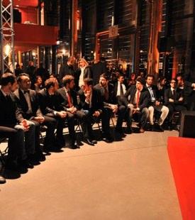 Strate, cérémonie de remise de diplôme 2014