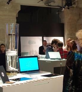 école de design Prix ArtScience Paris Universités 2015