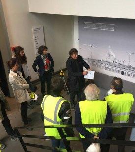 DESIGN ACT - Visite de chantier