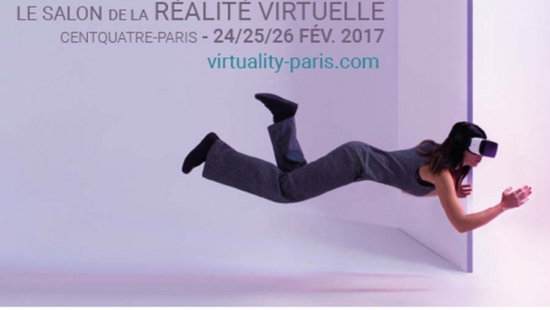 réalité virtuelle, salon virtuality