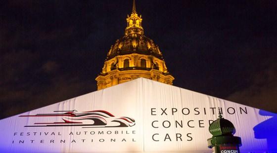 ecole design industriel, festival international automobile