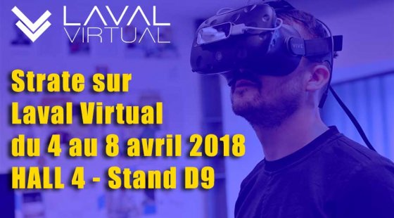 Formation design realite virtuelle