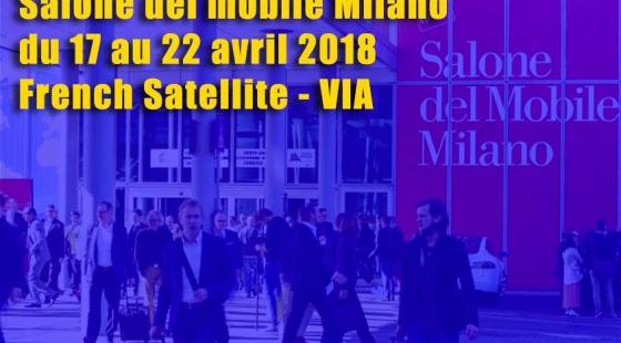 ecole design produit Salone del mobile milan