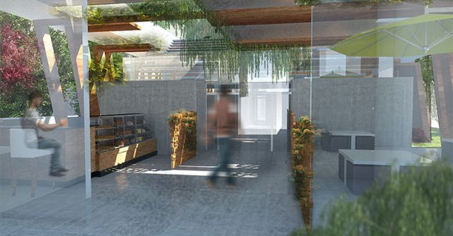 ecole design espace, design global