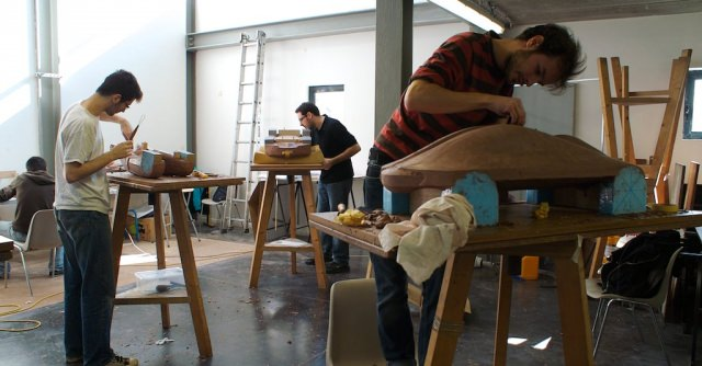 Les Ateliers de Strate, Ecole de design