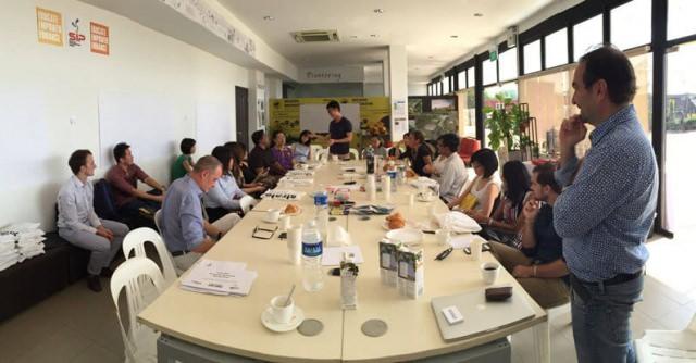 Workshop design thinking singapour