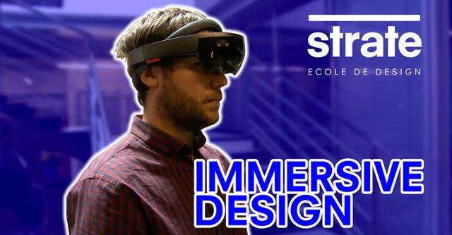 Réalité Virtuelle, Réalité augmentée, design