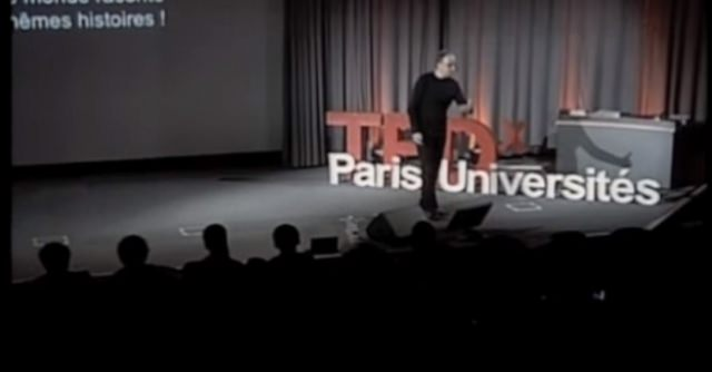 TEDx Paris Universités - Destroying cheerfully and proposing generously