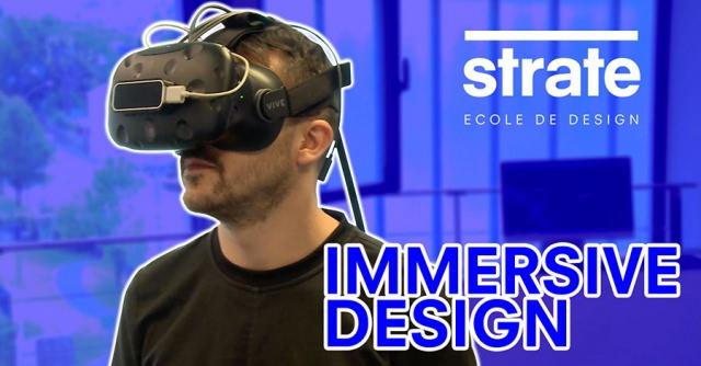 Réalité Augmentée, Immersive design