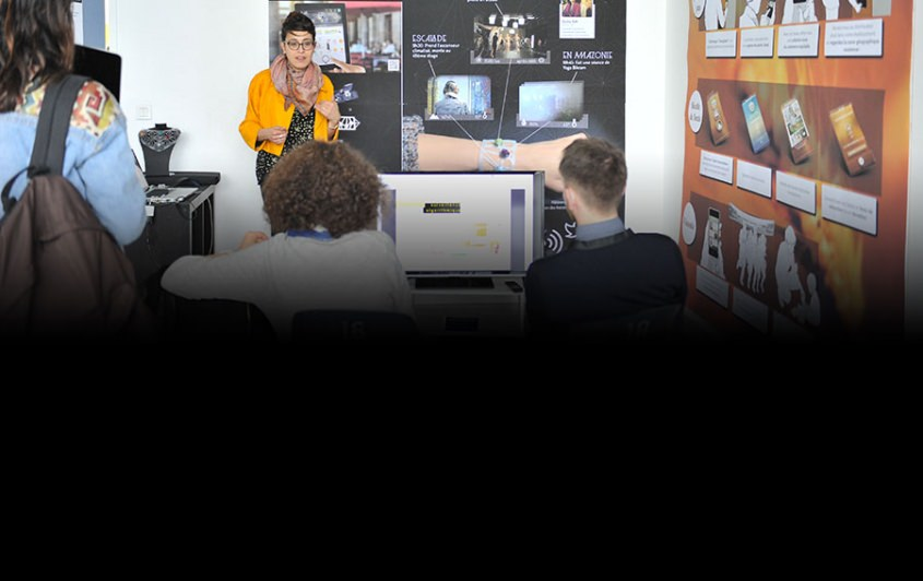 ecole design diplomes immersive 3d